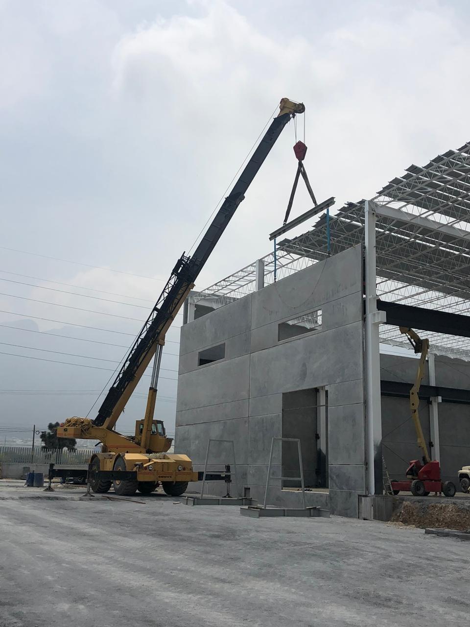 prefabricados de concreto Monterrey
